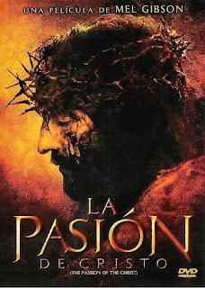 Poster de La pasión de Cristo
