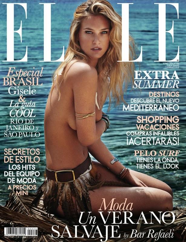 Regalos revistas Junio 2014: Elle