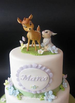 Woodland Cake Toppers Uk