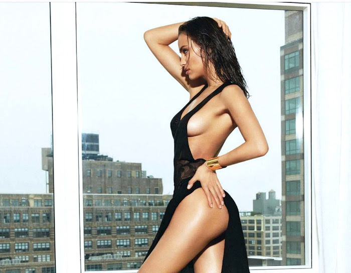 Irina Shayk hot image from GQ magazine June 2012 issue