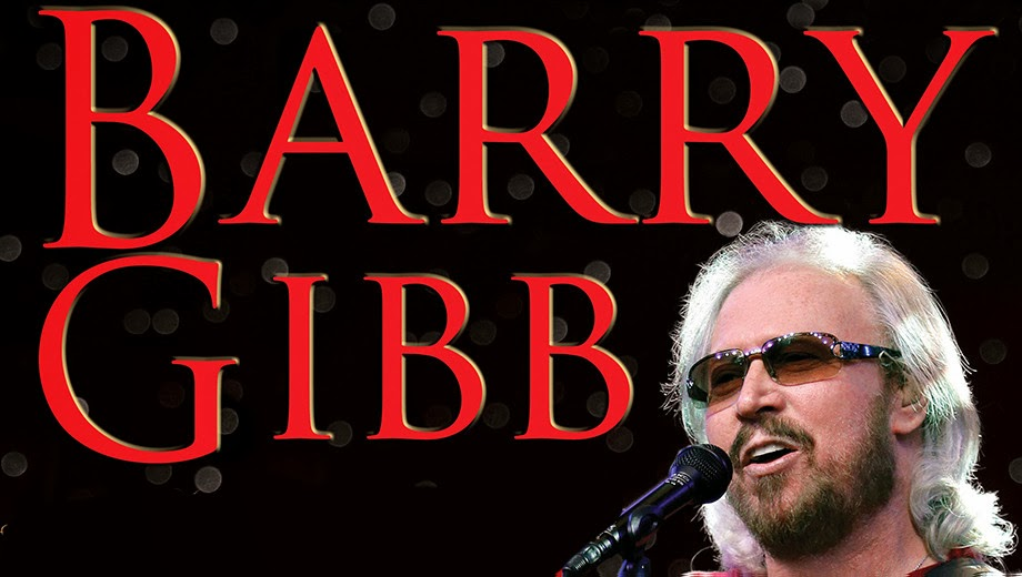 BARRY GIBB AT HOLLYWOOD BOWL