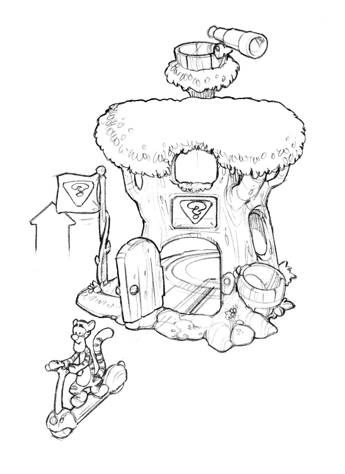 what i do winnie the pooh u0027s u0027travelin u0027 tree house u0027
