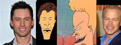 The REAL Beavis and Butthead: admit it, you KNOW it's true!!