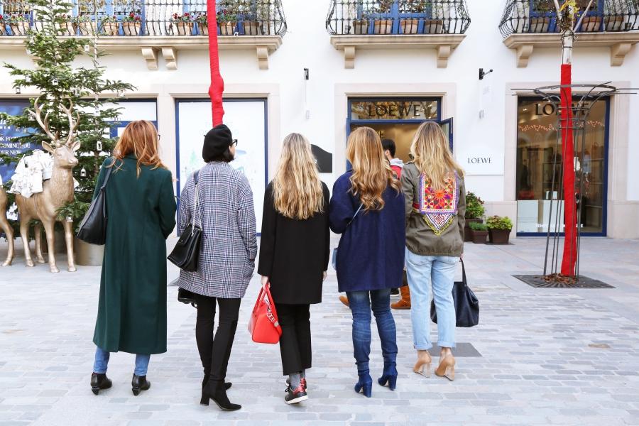 La roca barcelona tiendas ralph lauren is one of tiendas for La roca barcelona