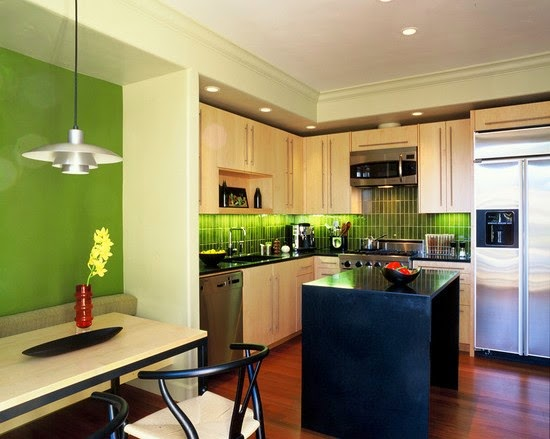 Biaya pembuatan dapur kecil for Biaya kitchen set
