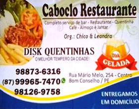 CHICO CABOCLO RESTAURANTE