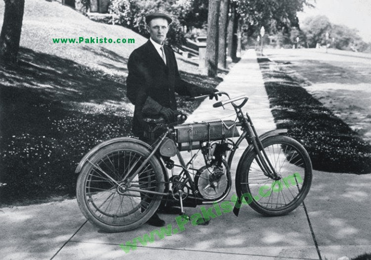 First Harley Davidson: The First Harley Davidson Motorcycle Was Made In 1903