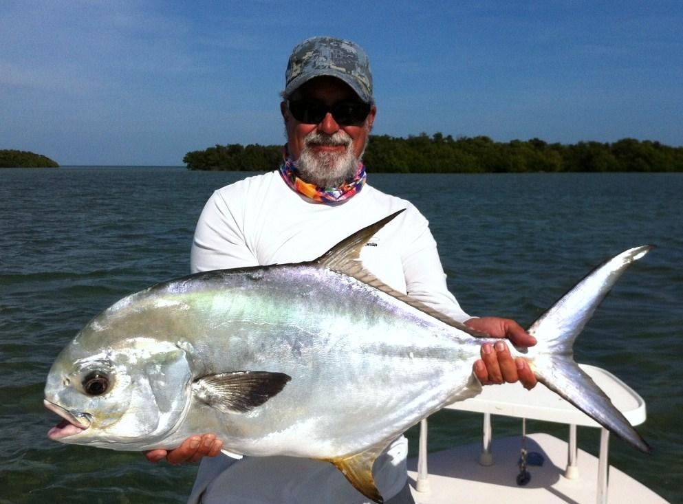 Sight fish charters florida keys flats fishing report for Permit fish florida