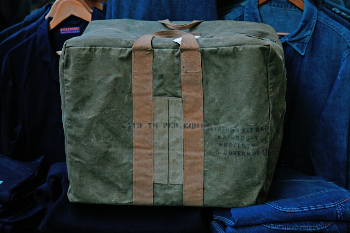 AVIATOR PARACHUTE BAG