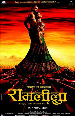 Ram Leela First Look Poster