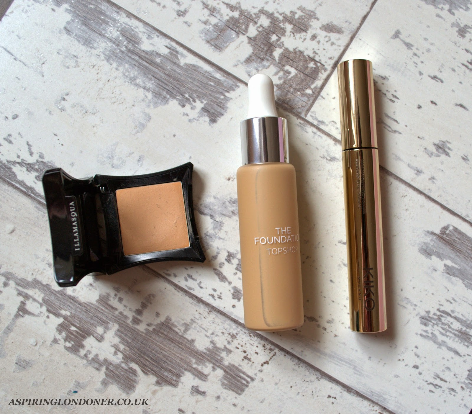 Disappointing Products Review ft Topshop, Illamasqua, Kiko - Aspiring Londoner