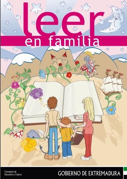 PARTICIPAMOS EN LA CAMPAÑA LEER EN FAMILIA