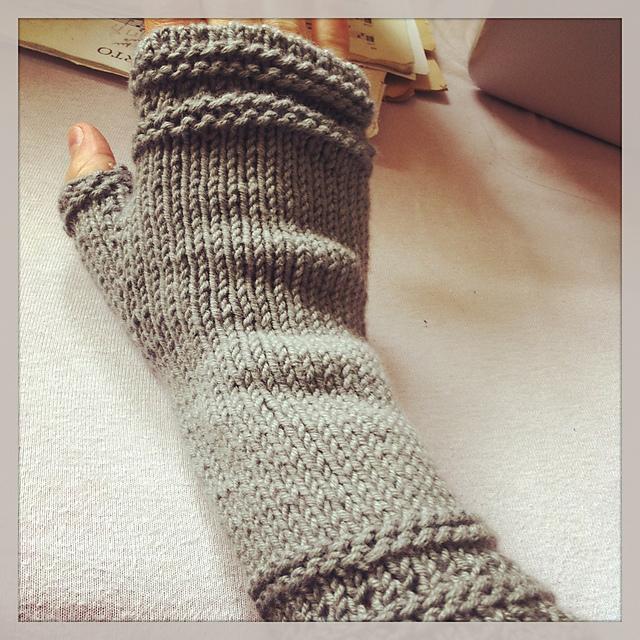Comment tricoter des mitaines - Comment tricoter des mitaines avec doigts ...