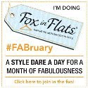 Fabuary - Fox in Flats Style Dare