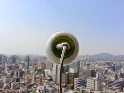 Φορτίστε το κινητό σας με… το τζάμι στο παράθυρο σας