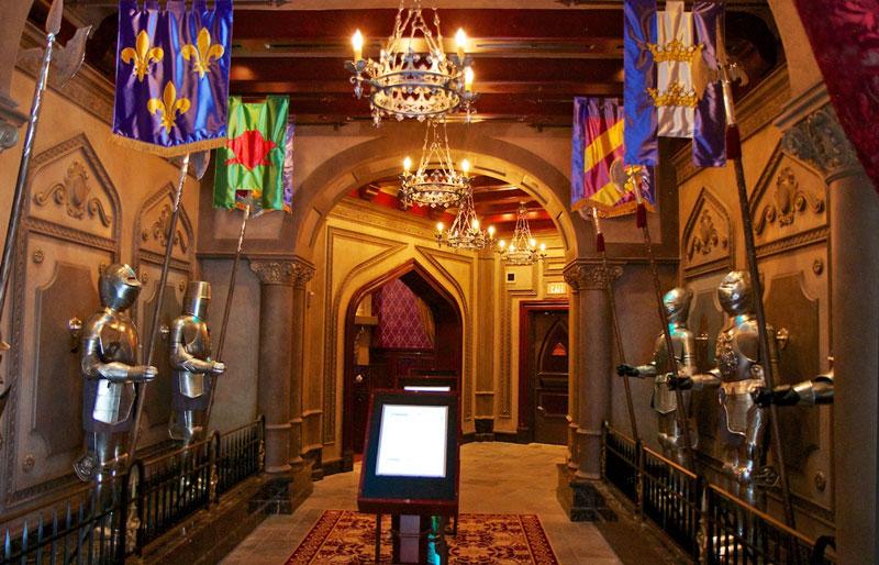 Mondrian Travel Walt Disney World Be Our Guest Restaurant To Serve - Walt disney world table service restaurants
