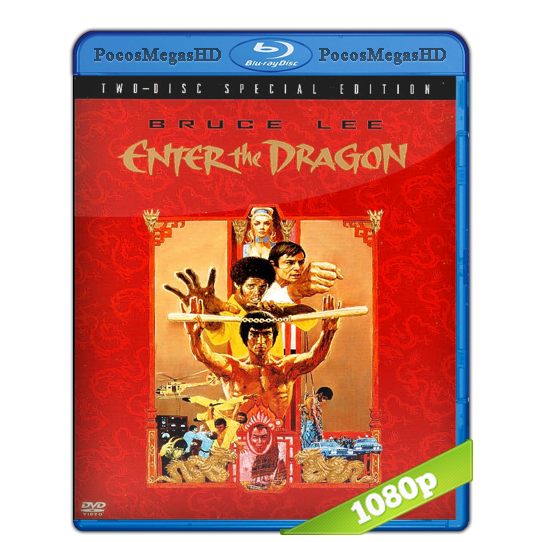 Operación Dragon (1973) BrRip 1080p Dual Latino 5.1 – Ingles 5.1