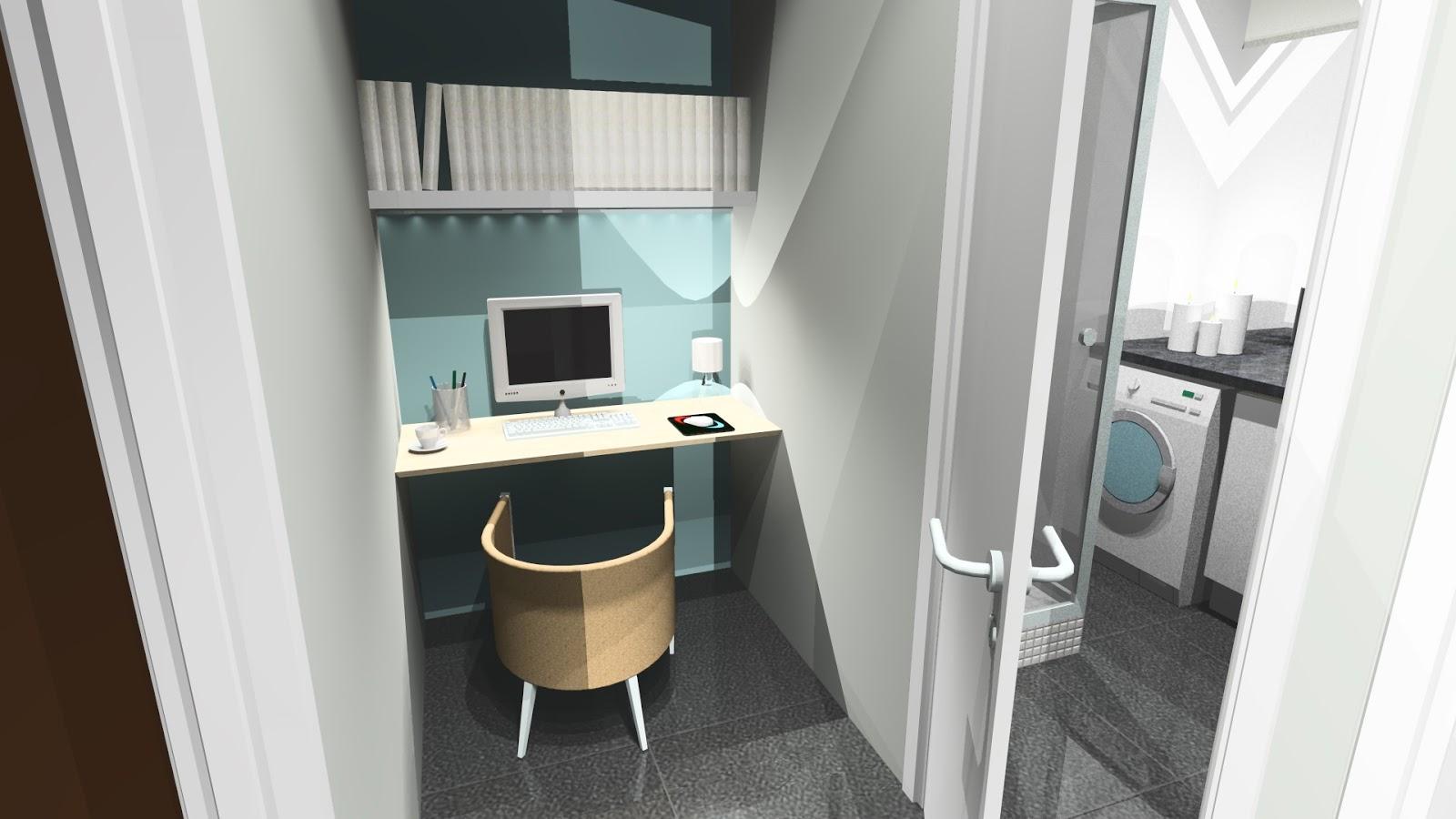 am nagement complet. Black Bedroom Furniture Sets. Home Design Ideas