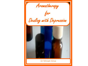 Aromatherapy for Dealing with Depression Book