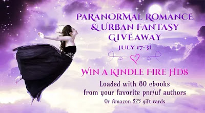 PNR Giveaway! Enter NOW!