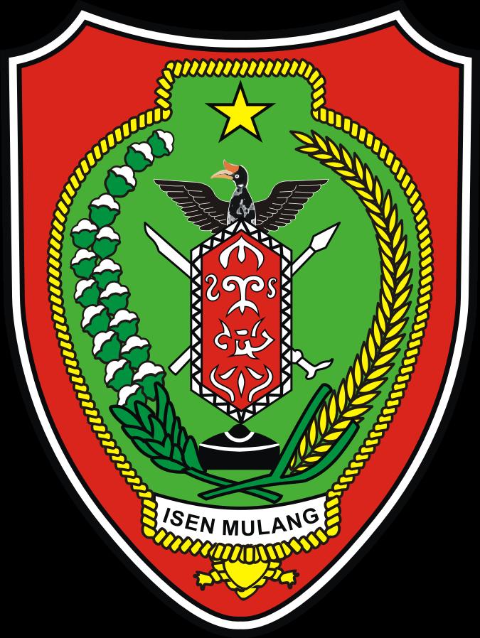 logo provinsi kalimantan tengah kumpulan logo lambang