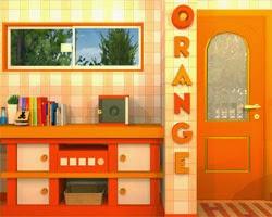 Juegos de Escape Fruit Kitchen Escape 3: Navel Orange