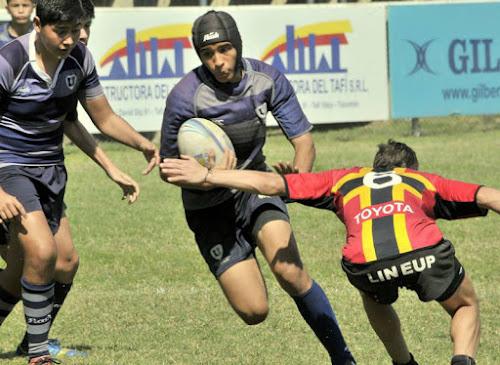 8° fecha del Campeonato Anual Juvenil de la URT