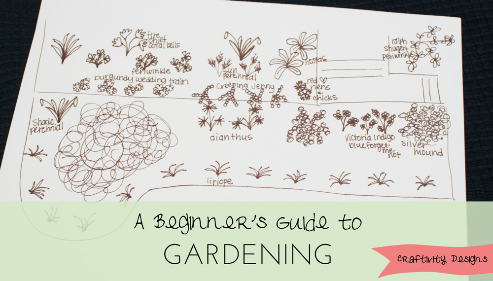 A Beginners Guide to Gardening Craftivity Designs