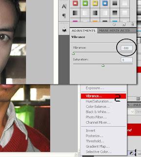 Cara Mudah Mencerahkan Wajah Yang Kusam Dengan Photoshop