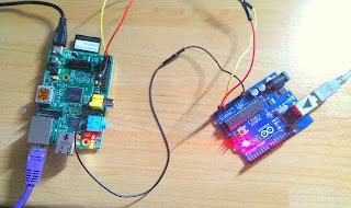 Raspberry Pi e Arduino
