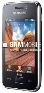 Samsung S5222 Duos Dual SIM Mobile