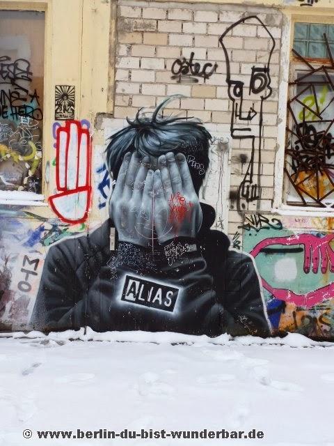 RAW, berlin, streetart, graffiti, revaler, fridrichshain, kunst, alias
