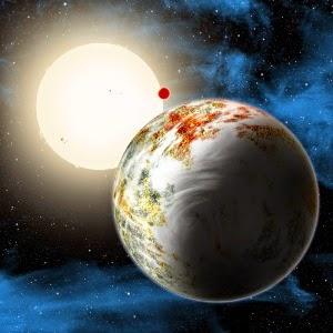 Novo planeta onde pode existir vida