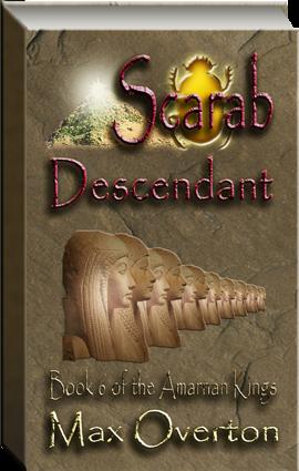 SCARAB 6 BOOK
