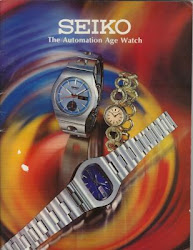 Vintage Seiko Catalog