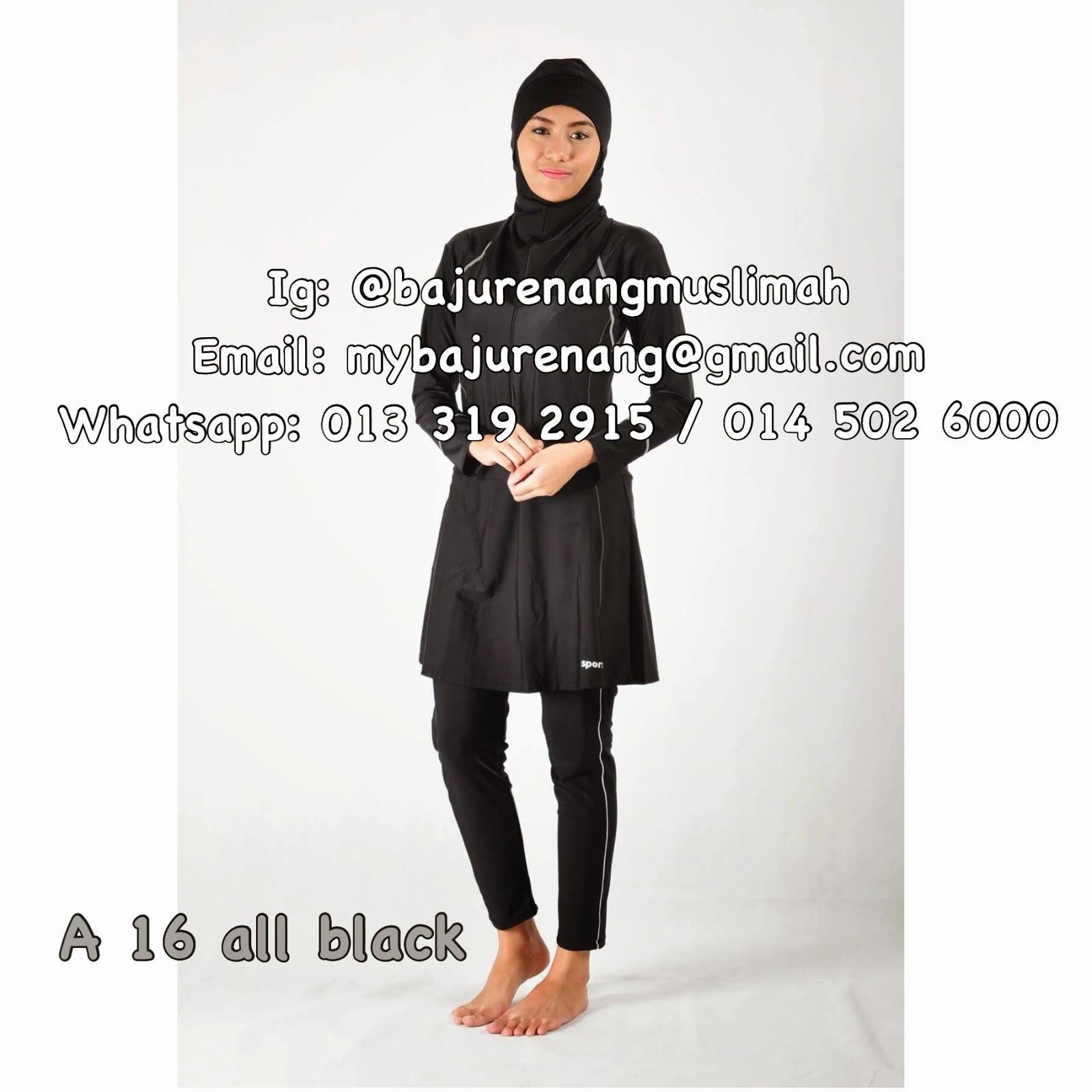 Baju Renang Jumbo/Plus Size