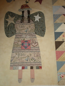 Mystery Quilt con Teresa