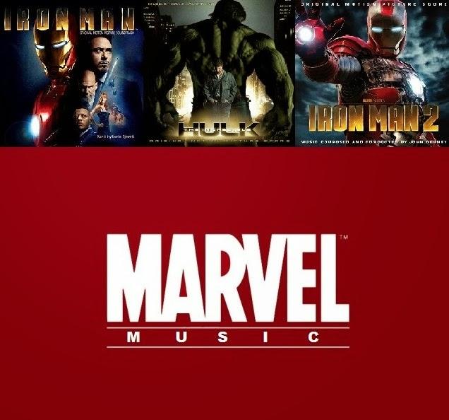 Marvel Studios Sound Fase 1 (I): Metales forjados y piel verde.