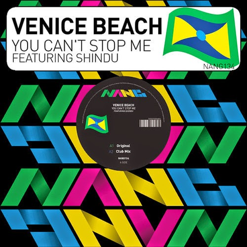 Venice Beach - You Can't Stop Me EP
