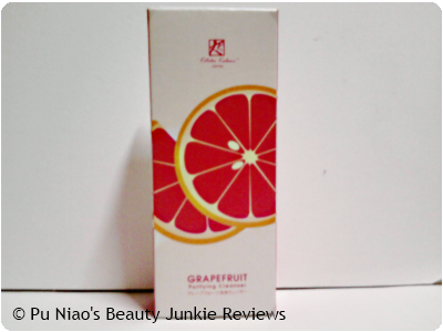 Kitoko Kalani Grapefruit Purifying Cleanser