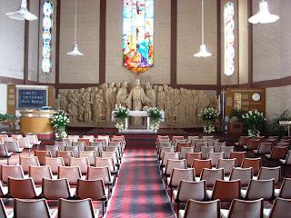 Chiesa Nuova Santa Maria delle Grazie a San Gregorio Matese