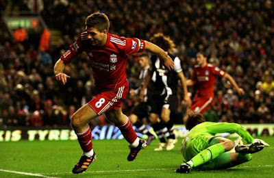 Liverpool 3 - 1 Newcastle United (1)