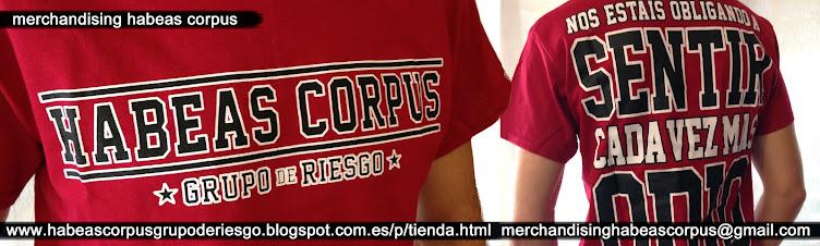 HABEAS CORPUS (grupo de riesgo) BLOG OFICIAL