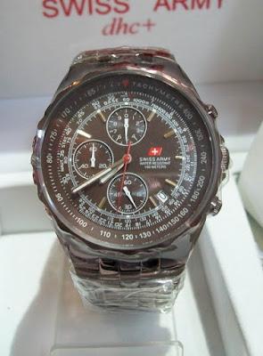 Fungsi Chronograph Menurut Pakar Jam tangan