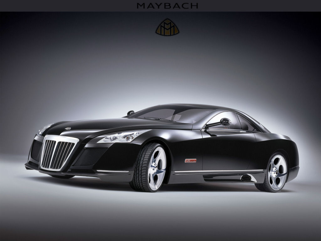 auto zone maybach exelero. Black Bedroom Furniture Sets. Home Design Ideas