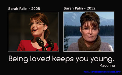 Sarah Palin - Nomadic Politics
