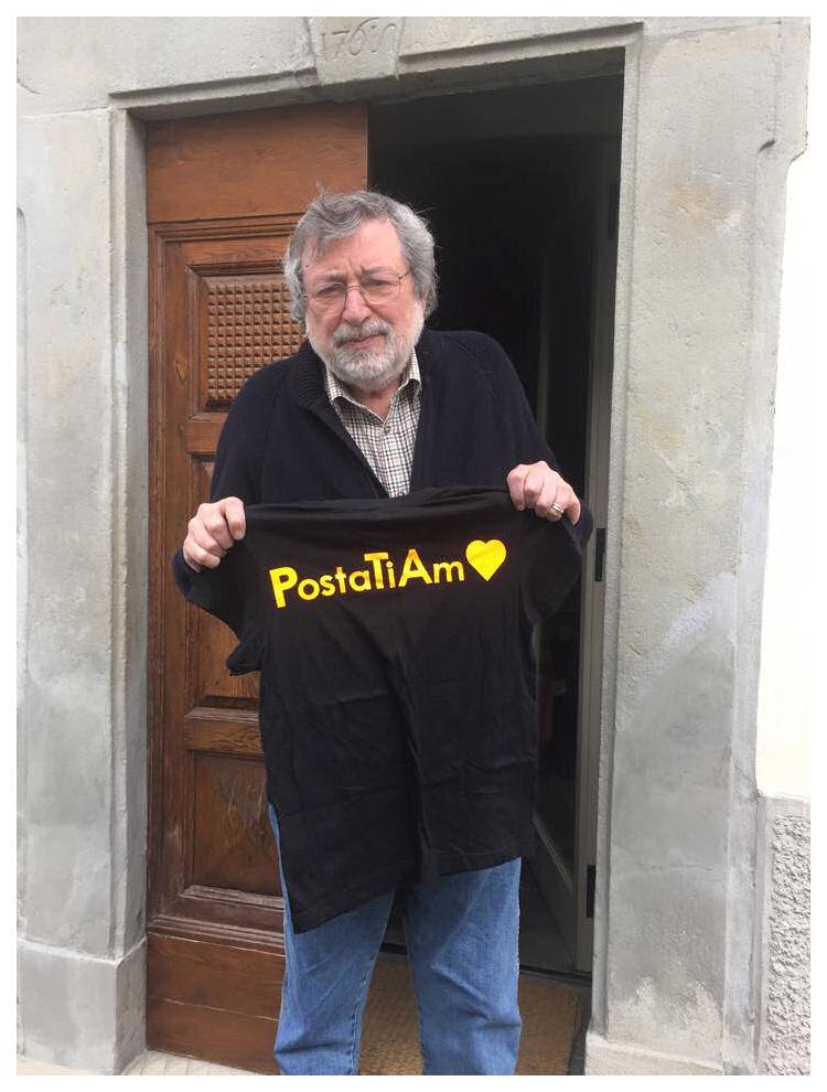 📌 Anche Francesco Guccini ha scelto PostaTiAmo!!!