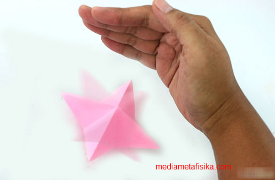 Latihan Telekinetic Tahap Awal, Menggunakan Roda Psi - mediametafisika.com