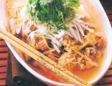 Soup Ayam Jahe