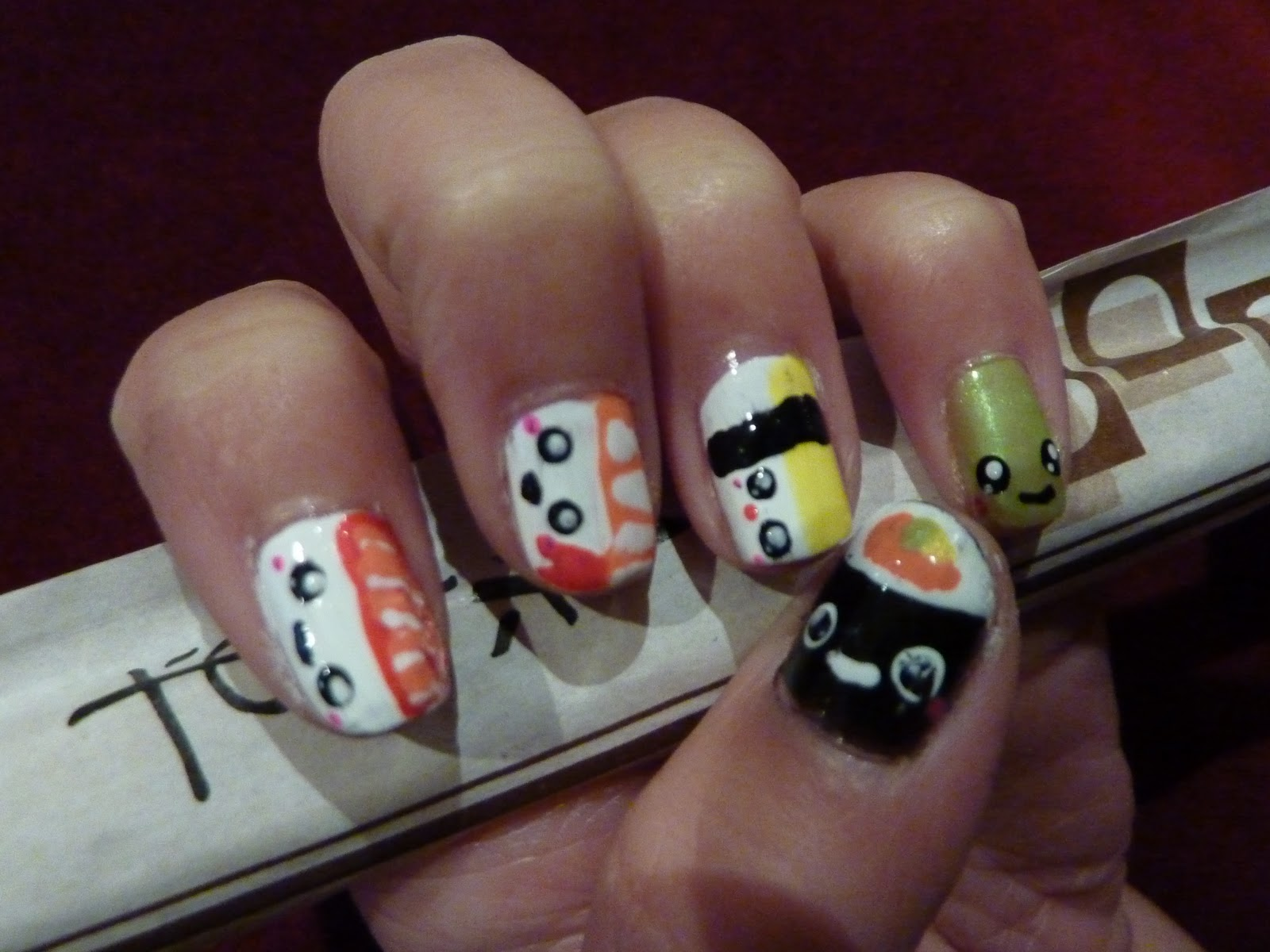 Artful Play: Xmas Girls Getting Ready & Kawaii Nail Art